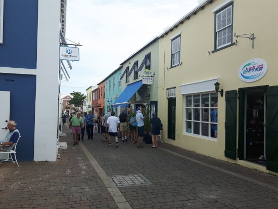 St. George, Bermudy: St george