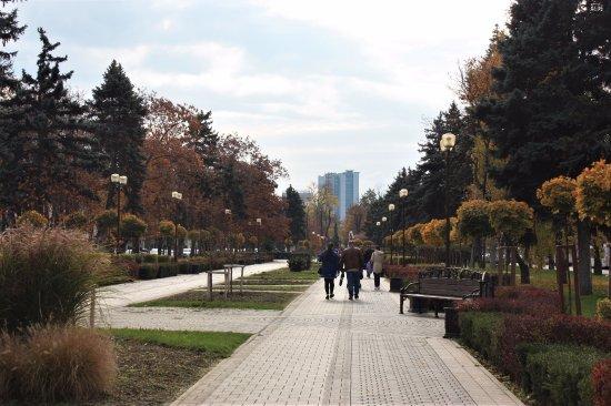 Krasnaya Street Picture Of Red Street Krasnodar Tripadvisor