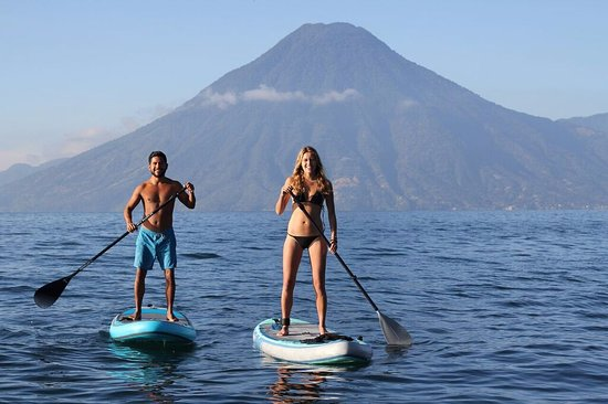 ‪Stand Up Paddle Atitlan‬