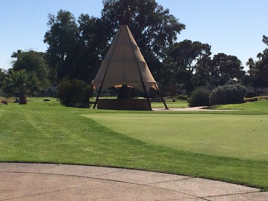 Litchfield Park, AZ: The Wigwam