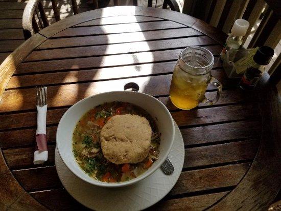 Cypress, เท็กซัส: Chicken Pot Pie
