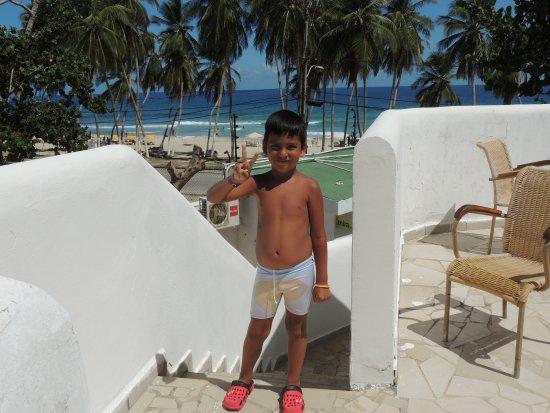 Sunsol caribbean beach playa el agua venezuela for Apartahoteles familiares playa
