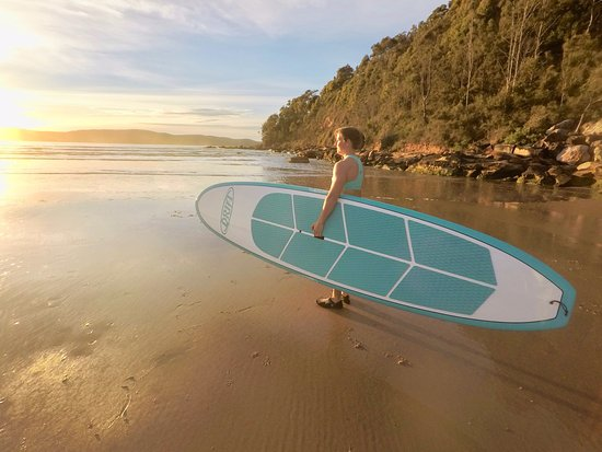 Gosford, Αυστραλία: We rent the fantastic Drift paddleboards as well.