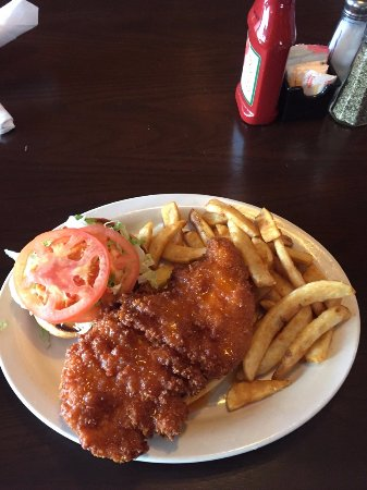 Reading, OH: Buffalo Chicken Sandwich