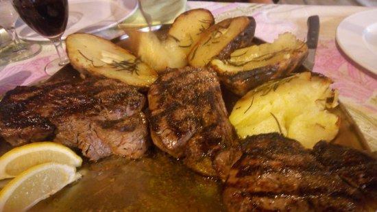 Il Paiolo: filetto di carne