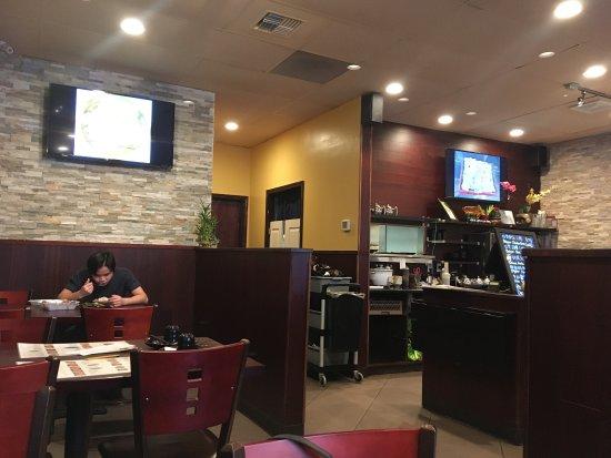 Edmonds, WA: Front counter