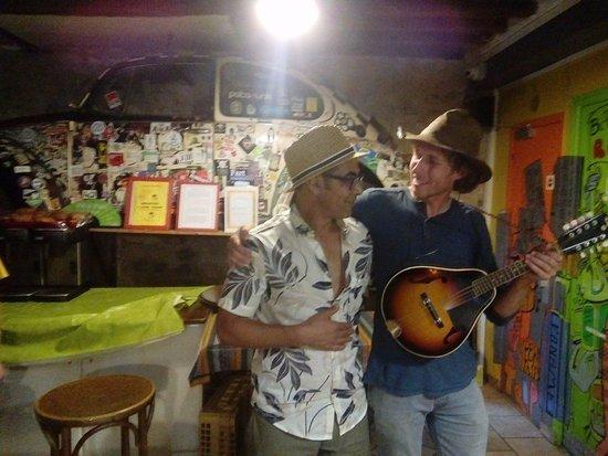 Woodstock Hostel: je suis tres content d'avoir séjourné au  hostel woodstock juillet 2017