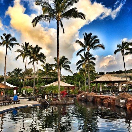 Westin Princeville Ocean Resort Villas: One of the many pools