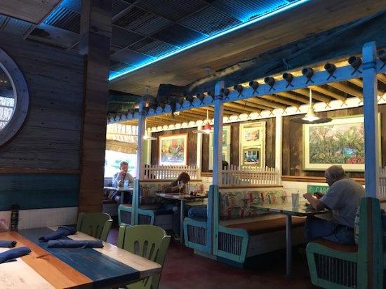 Jensen Beach, Флорида: Inside Dining Area