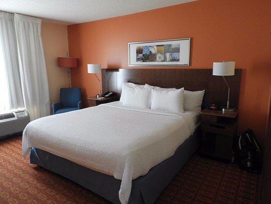 Fairfield Inn & Suites Austin South: Room 312