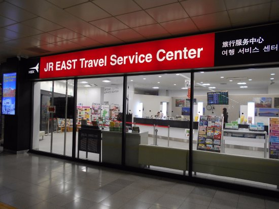 JR East Travel Service Center - Narita Airport Terminal 1