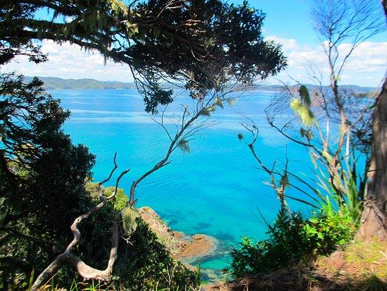 Paihia, Nueva Zelanda: Another isolated beach