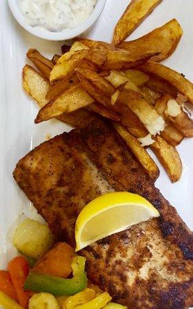 Holetown, Barbados: Pan-fried Catch of The Day