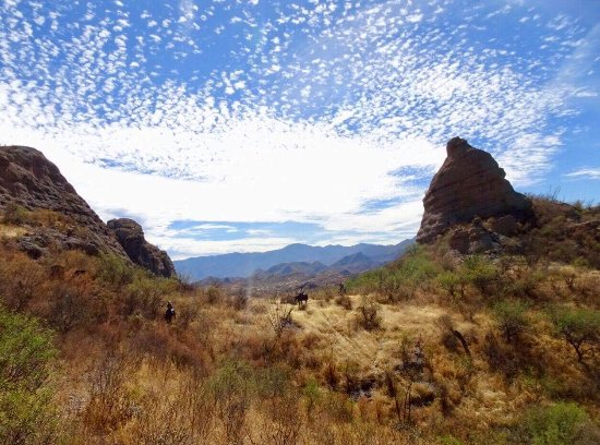 Sonora, Mexico: It is so so beautiful that place.