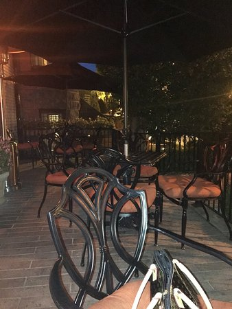 Quill: Views from my outdoor table