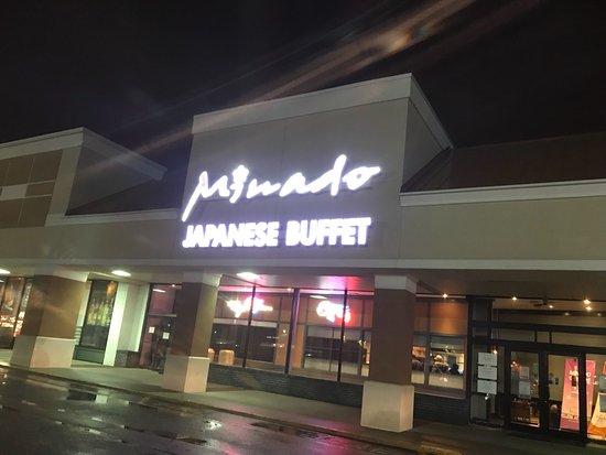 Minado Restaurant Long Island Ny