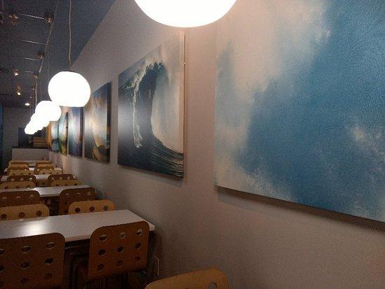 Medina, OH: Food, decor and cool art