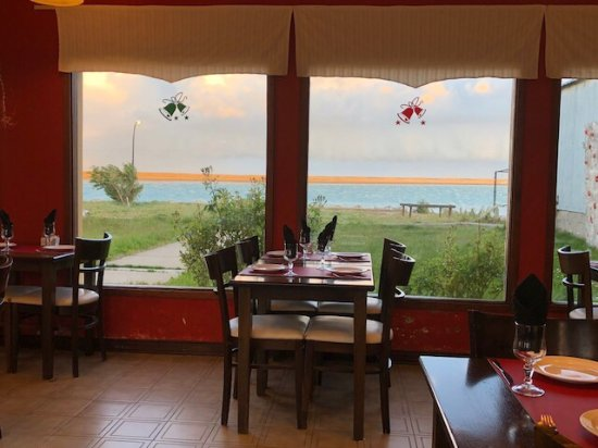 Puerto San Julian, Argentyna: Naos Restaurant