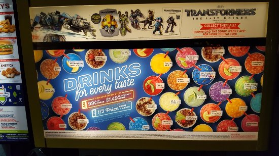 Santee, Kaliforniya: Drink Choices