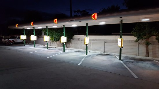 Car Hop Locations: Picture Of Sonic Drive-In, Santee