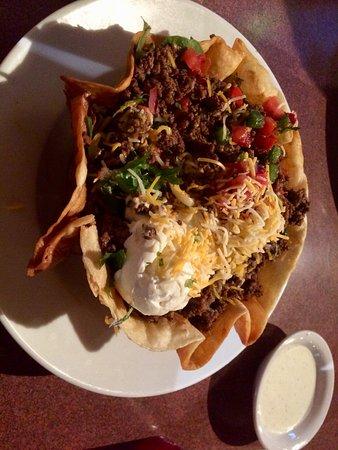 Longwood, FL: Taco Salad