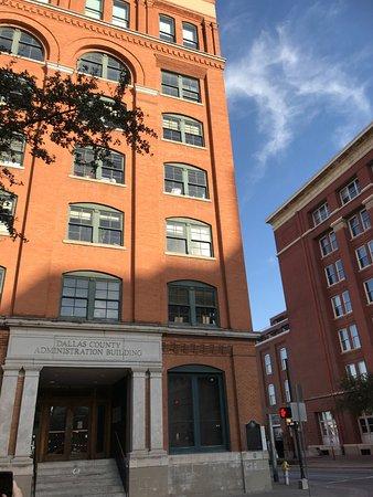 The Sixth Floor Museum Texas School Book Depository