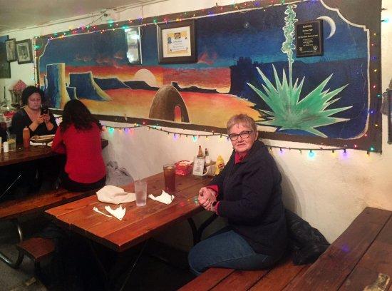 El Rito, Nuevo Mexico: Dining Area