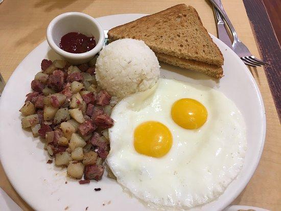 Mililani, HI: Rise and Shine Cafe Hawaii