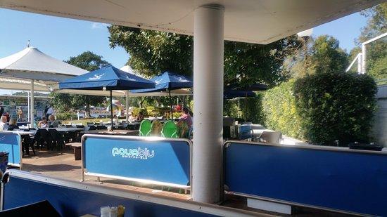 Aqua Blu Bistro & Bar