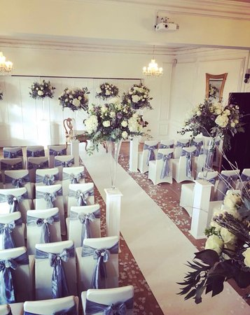 Ormskirk, UK: West Tower Country House Hotel