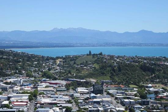 Nelson and Mount Arthur