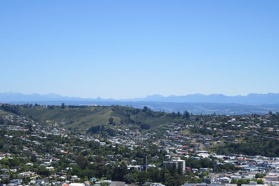 Nelson, New Zealand: South of the city and Mount Owen