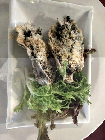 Bay Gardens Hotel: Mussels