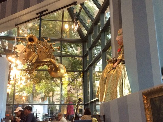 French Theme Decorations Picture Of Amelie S Charlotte Tripadvisor