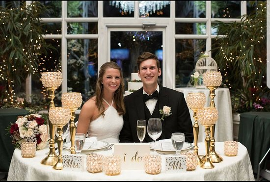 Morristown, NJ: Magical wedding reception January 2017