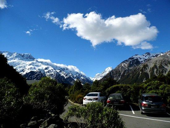 Aoraki Mount Cook Alpine Lodge Resmi
