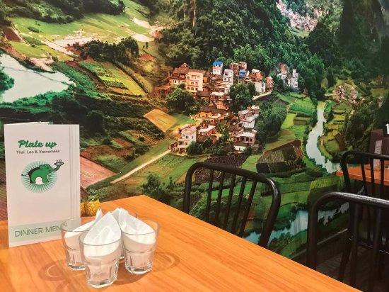 Kilbirnie, Yeni Zelanda: Thai, Vietnamese & Laos Cuisine
