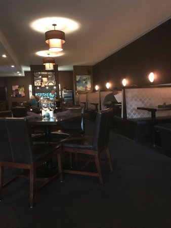 Interior view, Avenue Bistro 2064 Comox Ave, Comox, British Columbia