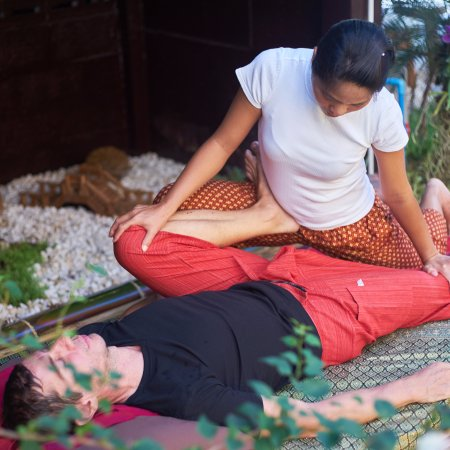 ‪Into the Nature - Thai Massage‬