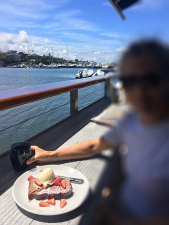 Rose Bay, Australia: See seperate review.  A five star lunch venue