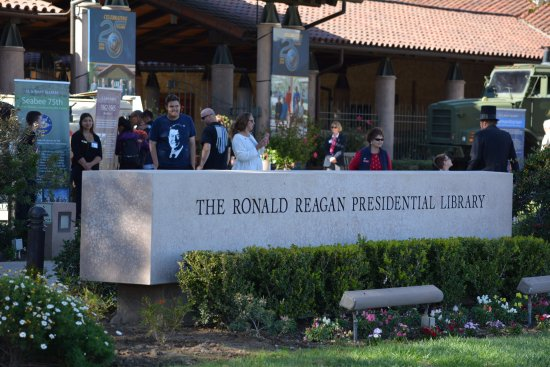 Simi Valley, Californië: Reagan Library