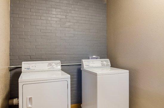 Buffalo, Wyoming: Guest Laundry