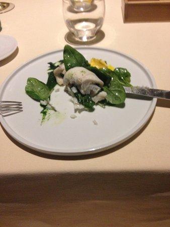 Bagnara di Romagna, Ιταλία: Hauptgang
