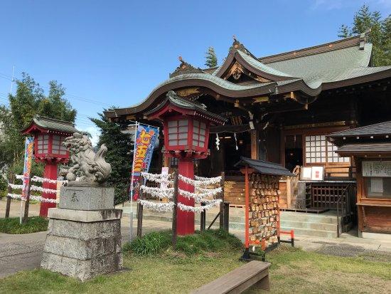 Saginomiya Hachiman Shrine