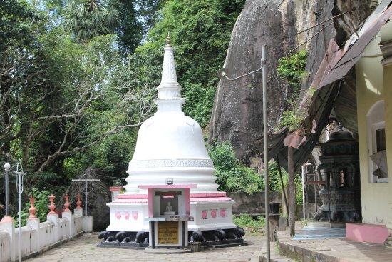 Tangalle, Sri Lanka: Dagaba