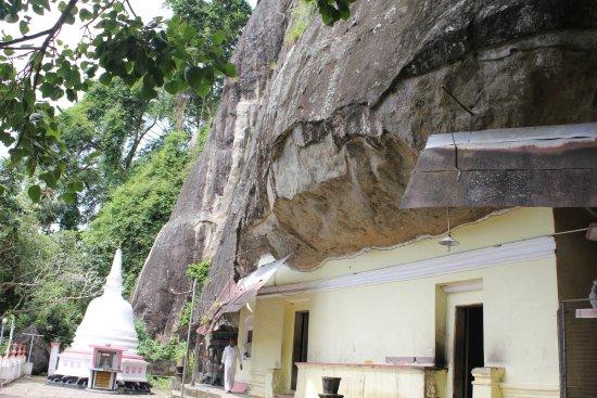 Tangalle, Sri Lanka: Unique setting on the rock