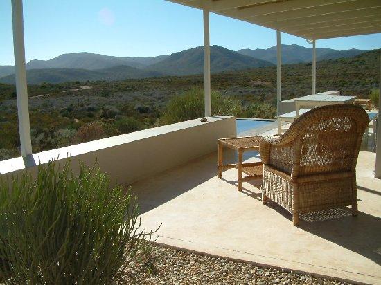 Tanagra Wine + Guestfarm: Faraway cottage