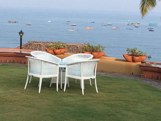 Taj Fort Aguada Resort And Spa Goa