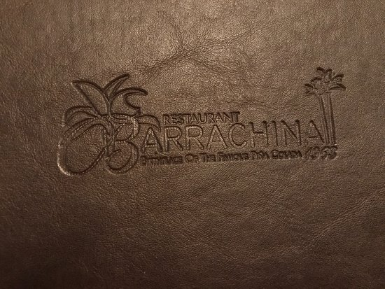 Barrachina Restaurant: Great family entertainment