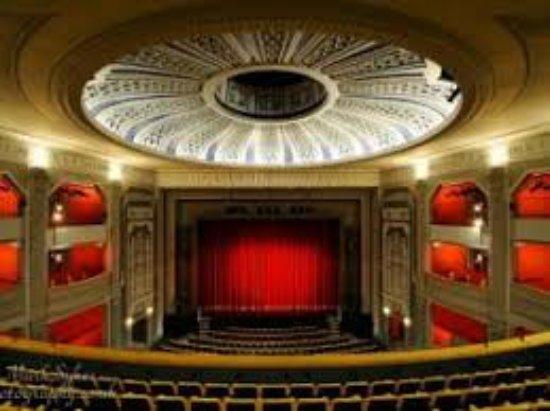 The Regent Theatre: Inside